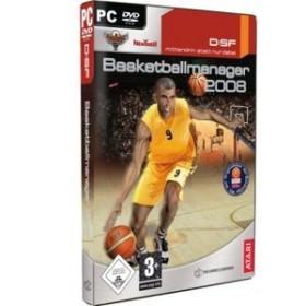 DSF Basketballmanager 2008 (PC)