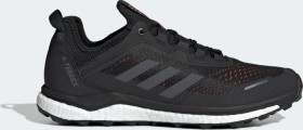 adidas Terrex Agravic Flow core black/grey six/solar orange (Herren) (G26100)