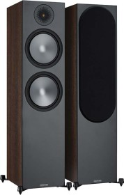 Monitor Audio Bronze 500 6G walnuss, Stück