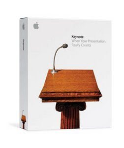 Apple Keynote 1.0 (English) (MAC) (M8820Z/A)