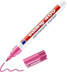 edding 400 Permanentmarker rosa (4-400009)