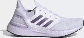 adidas Ultra Boost 20 cloud white/tech purple/purple tint (Damen) (EG0762)