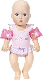 Zapf creation BABY Annabell Puppe - Learns to Swim (700051)
