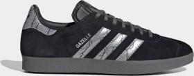 adidas Gazelle Star Wars Mandalorian Darksaber core black/silver metallic/grey four (men) (GZ2753)