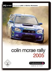 Colin McRae Rally 2005 (English) (PC)