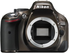 Nikon D5200 bronze Gehäuse (VBA352AE)