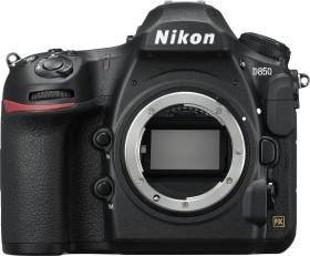 Nikon D850 schwarz mit Objektiv Fremdhersteller
