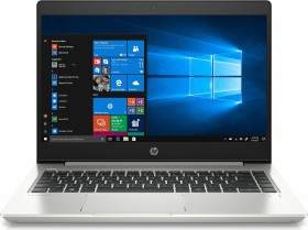 HP ProBook 440 G6 silber, Core i5-8265U, 8GB RAM, 256GB SSD, Fingerprint, FreeDOS (6MS63ES#ABD)