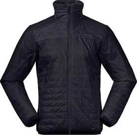 Bergans Røros Light Insulated Jacke black/solid charcoal (Herren) (7676-2851)