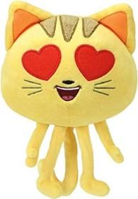 TY Emojis Katze mit Herzaugen 15cm (42294)