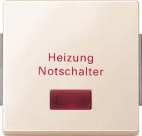 Merten Aquadesign Wippe für Heizungs-Notschalter, weiß (343044)