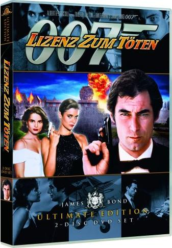 James Bond - Lizenz zum Töten (Special Editions) -- via Amazon Partnerprogramm