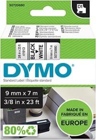 Dymo D1 9mm, schwarz/weiß (40913/S0720680)