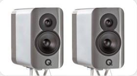 Q Acoustics Concept 300 schwarz, Paar