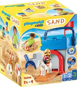 playmobil Sand - Kreativset Sandburg (70340)