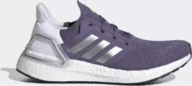 adidas Ultra Boost 20 tech purple/silver metallic/cloud white (Damen) (EG0718)