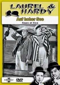 Laurel & Hardy - Auf hoher See