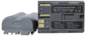 Hähnel HL-511 Li-Ion battery (1000 180.7)