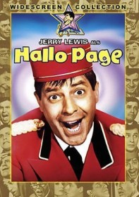 Jerry Lewis in Hallo Page