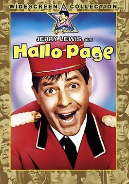 Jerry Lewis in Hallo Page -- via Amazon Partnerprogramm