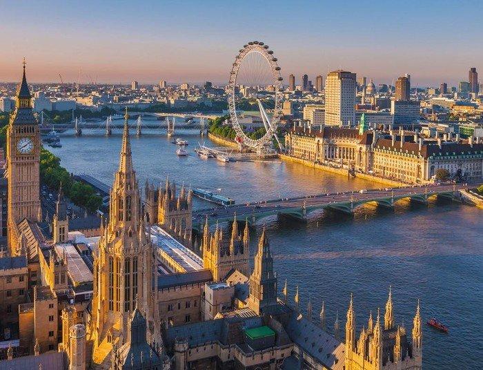 Puzzle 2000 Teile Spiel Deutsch 2017 Geduldspiel Stimmungsvolles London Puzzles