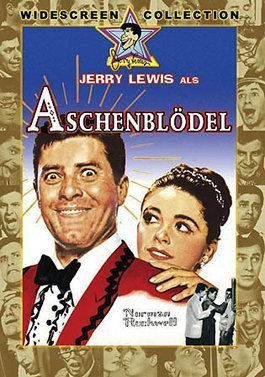 Jerry Lewis als Aschenblödel -- via Amazon Partnerprogramm