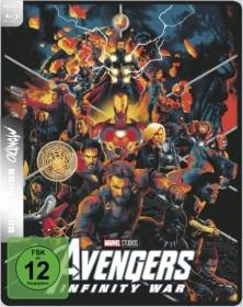 Avengers: Infinity War (4K Ultra HD)