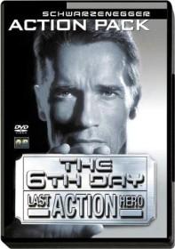 Schwarzenegger Action Pack