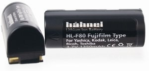 Hähnel HL-F80 Li-Ion battery (1000 187.0)