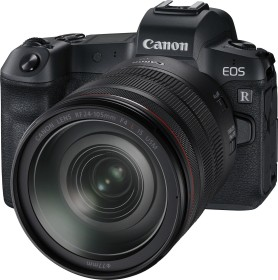 Canon EOS R with lens RF 24-105mm 4.0 L IS USM (3075C058)