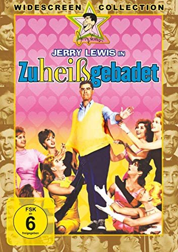 Jerry Lewis in Zu heiß gebadet -- via Amazon Partnerprogramm