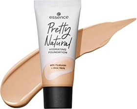 Essence Pretty Natural Hydrating Foundation 010 cool porcelaine, 30ml