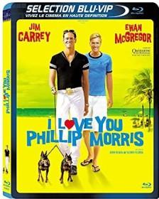 I Love You Phillip Morris (Blu-ray) (UK)