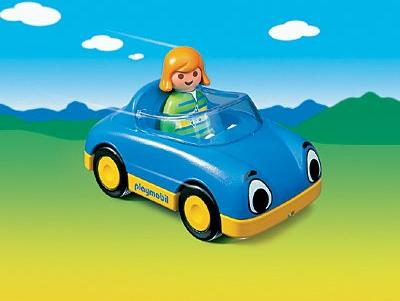 playmobil - 1.2.3 - Convertible (6758) -- via Amazon Partnerprogramm