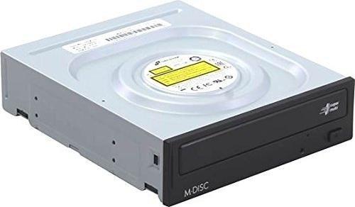 LG Electronics GH24NSD0 schwarz, SATA, bulk (GH24NSD0.ARAA10B)