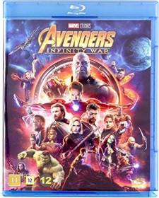 Avengers: Infinity War (Blu-ray) (UK)