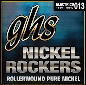 GHS nickel Rockers Wound 3rd True Medium (TM1500)