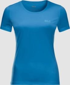 Jack Wolfskin Tech Shirt kurzarm brilliant blue (Damen) (1807121-1152)