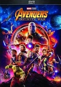 Avengers: Infinity War (DVD) (UK)