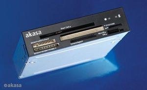 Akasa Smartcard-Reader, USB 2.0 (AK-ICR-05)