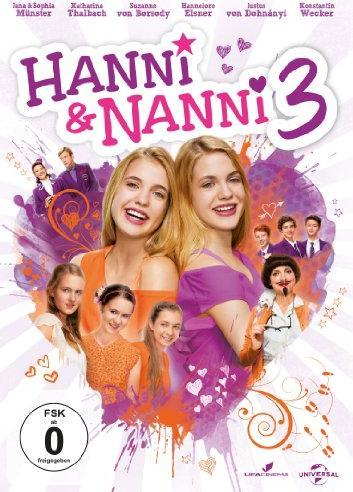 Hanni und Nanni Vol. 3 (Folgen 5-6) -- via Amazon Partnerprogramm