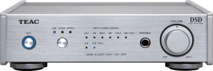 TEAC UD-301-X silber (UD-301-X/S)