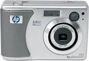 HP Photosmart 635 aparat cyfrowy (różne zestawy)