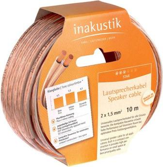 in-akustik Lautsprecherkabel (verschiedene Modelle) -- via Amazon Partnerprogramm