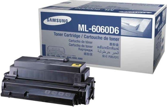 Samsung ML-6060D6 Trommel mit Toner schwarz -- via Amazon Partnerprogramm