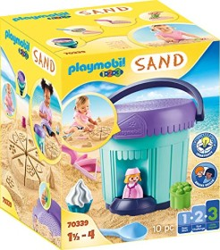 playmobil Sand - Kreativset Sandbäckerei (70339)