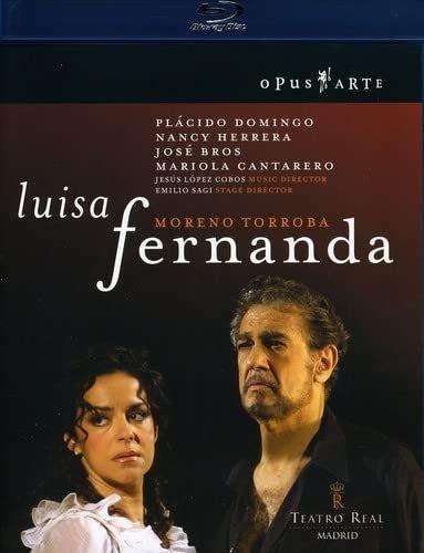 Federico Torroba - Luisa Fernanda (Blu-ray) -- via Amazon Partnerprogramm