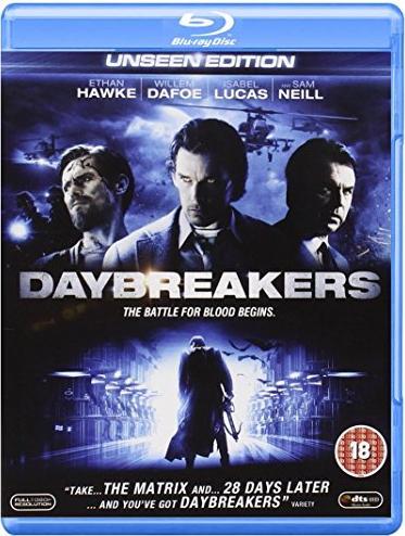Daybreakers (Blu-ray) (UK) -- via Amazon Partnerprogramm