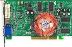 MSI RX9600PRO-TD128, Radeon 9600, 128MB DDR, DVI, TV-out, AGP (MS-8951-060)