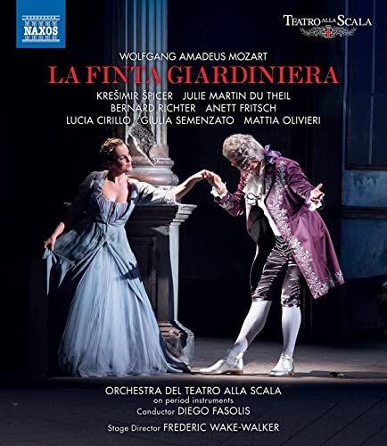 Wolfgang Amadeus Mozart - La Finta Giardiniera (Blu-ray) -- via Amazon Partnerprogramm